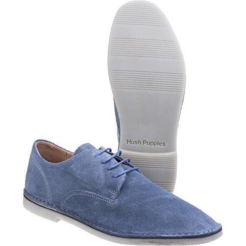 Jeans Hush Hombre Grant Puppies Cordones Desert Derby Slim de Zapatos para 7v67qwg