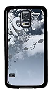 water proof Samsung S5 cover Autumn Cool PC Black Custom Samsung Galaxy S5 Case Cover