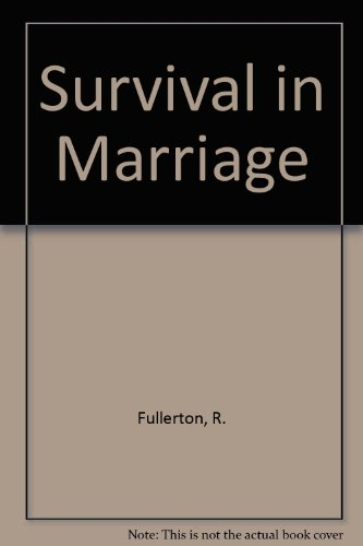 Survival in Marriage