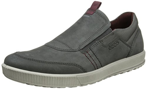 clearance wholesale price free shipping nicekicks ECCO Men's Ennio Low-Top Sneakers Grey (Dark Shadow) best seller for sale clearance purchase discount 2014 new 1G2tfMvth