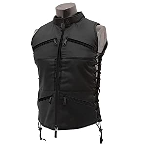 UTG True Huntress Female Sporting Vest, L & XL Builds, Black