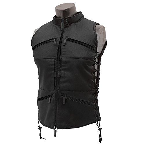 (UTG True Huntress Female Sporting Vest, S & M Builds, Black)