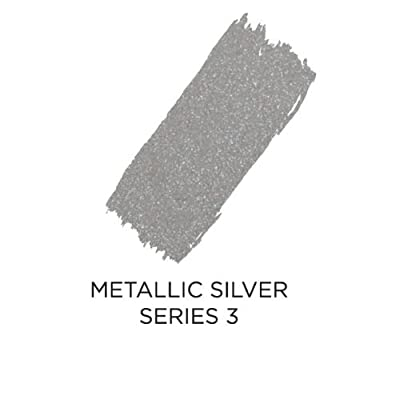 Akua Intaglio Ink 8 Oz Metallic Silver by Akua