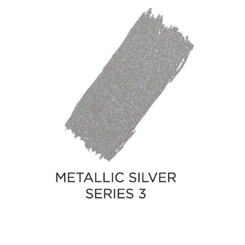 Akua Intaglio Print Making Ink, 8 oz Jar, Metallic Silver (IIMS)