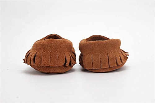leap frog  Moccasins Boots,  Baby Mädchen Mokassins Coffee
