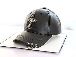 Leather Pu Baseball Cap
