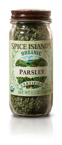 Excel Bouquet (Spice Islands Organic Parsley, 0.3 oz. (2pack))