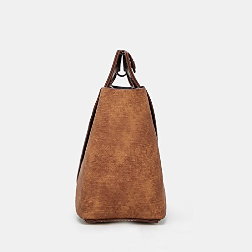 mano donna a Sabarry Marrone Borsa avq0cB4x