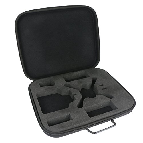 Hard Travel Case for DBPOWER MJX X400W FPV Drone by co2CREA