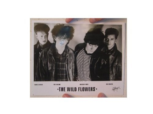 The Wild Flowers Press Kit And Photo 'Sometime Soon' Mighty Lemon Drops from RhythmHound