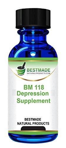 Adult Depression Supplement (BM118) (Homeopathic Depression)