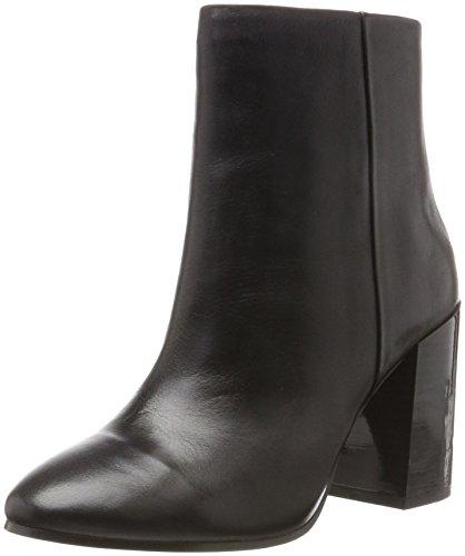 Black para Negro Jola Leather Mujer Botas Aldo qzfwn7PRz