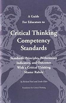 critical thinking richard paul pdf