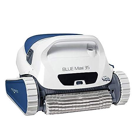 Dolphin BLUE Maxi 35 - Robot automático limpiafondos para piscinas ...