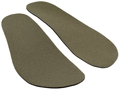 SoxsolS Washable Shoe Inserts Brown