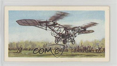 Cornu Helicopter (Trading Card) 1972 Brooke Bond History for sale  Delivered anywhere in USA