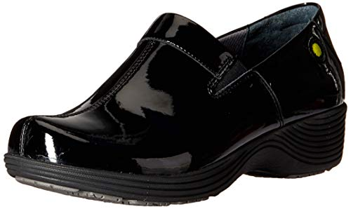- Dansko Women's Coral Clog, Black Patent, 38 Medium EU (7.5-8 US)
