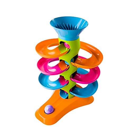 Ball Tower Award - Fat Brain Toys RollAgain Tower