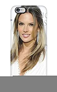 Case Cover For Apple Iphone 6 Plus 5.5 Inch Eco-friendly Packaging(alessandra Ambrosio )