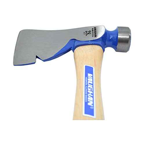 Vaughan Rb 28 Ounce Rig Builders Hatchet Hickory Handle