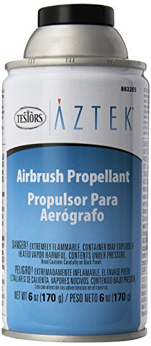 Testors 8822ES Ozone Safe Propellant for Airbrushes