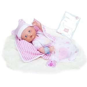 Famosa 700009013 Nenuco - Muñeco de bebé recién nacido (35 cm)