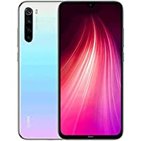 CELULAR smartphone XIAOMI REDMI NOTE 8 DUAL 128GB MOONLIGHT WHITE