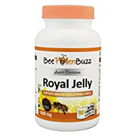 Bee Buzz Royal Jelly 1000 Mg 60 Caps