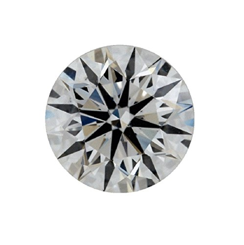 GIA Certified Natural 1 Carat Round Diamond with J Color & SI1 Clarity