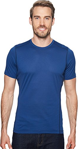Arc'teryx Men's Phase SL Crew Short Sleeve Triton Large