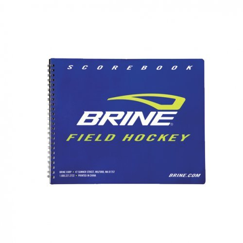 Brine Field Hockey Scorebook Brine Field Hockey Stick