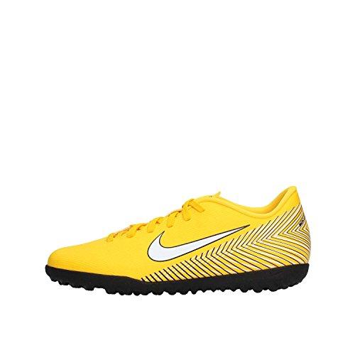 de Amarillo 001 12 para Zapatillas Fútbol NJR Black Hombre Multicolor White TF Club Nike Vapor fwqASwY