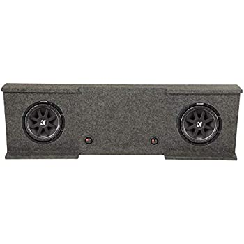 "Amazon.com: Kicker Comp 12"" Subwoofers (2) + GMC/Chevy"
