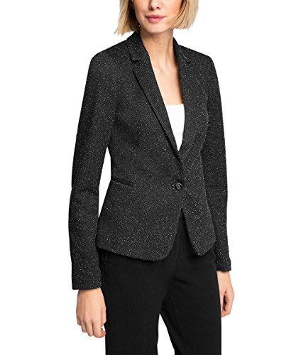 black Tweed Donna look Multicolore Esprit Im Blazer xf41Z0wfYq