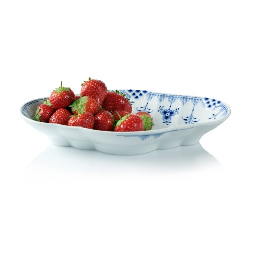 Blue Elements Oval Accent Dish by Royal Copenhagen (Image #2)