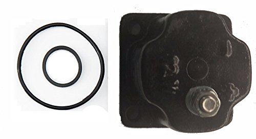 Fuel Shut-off Coil-12 Volt on N14, 855 Cummins Engines with PT Pump - # 3054611 and # 4024808 by Interstate McBee