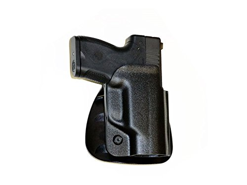 Beretta Holster BU9 For Nano Right Handed Thermo Formed Nylon
