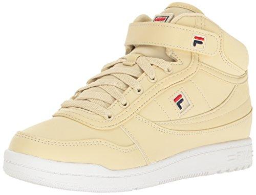 Fila Women's BBN 84 2 Walking Shoe, Fila Cream/Fila Navy/Fila Red