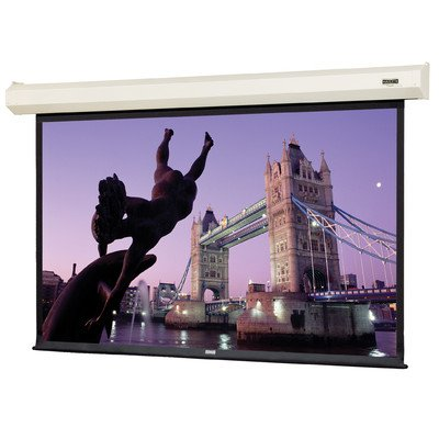 Cosmopolitan Electrol Matte White Electric Projection Screen Viewing Area: 72.5
