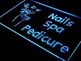 ADVPRO i554-b Nails Spa Pedicure Beauty Salon Neon Light Sign