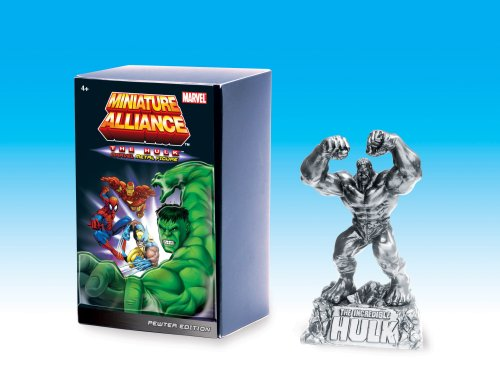 Marvel 5.5 Metal Figurines – Hulk