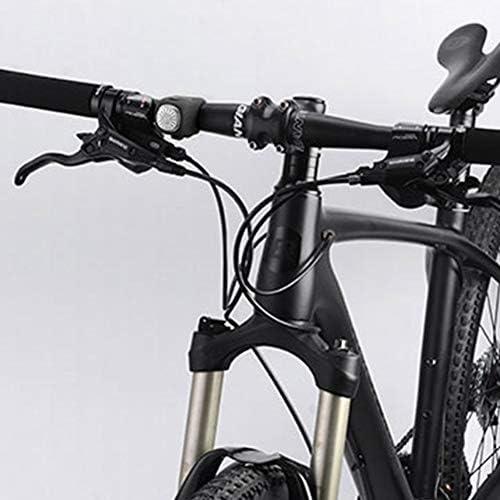 Yililay Mini 120dB Bicicleta Cuernos de Silicona eléctrico de ...