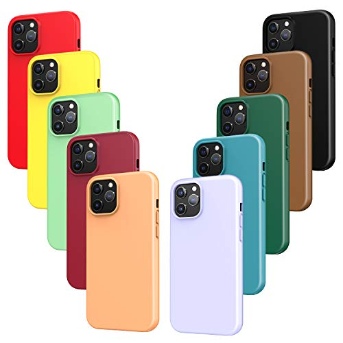 10 coques Iphone 12