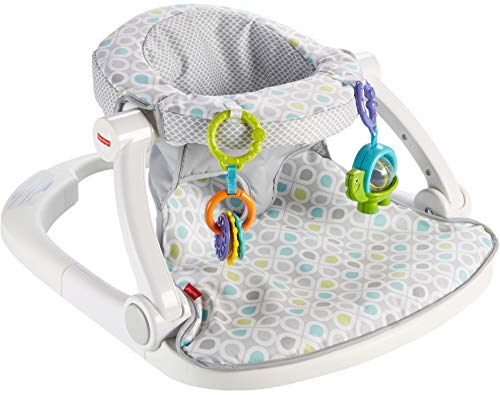 Fisher-Price Sit-Me-Up Floor Seat [Amazon Exclusive] (Fisher Price Infant To Toddler Rocker Reviews)