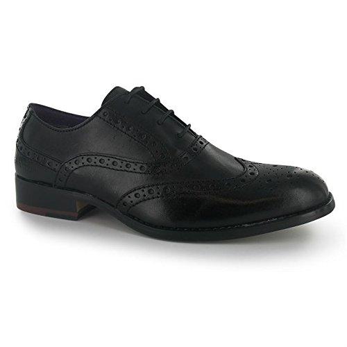 Firetrap Black Spencer Firetrap Mens Firetrap Black Spencer Shoes Mens Shoes IE5Uq