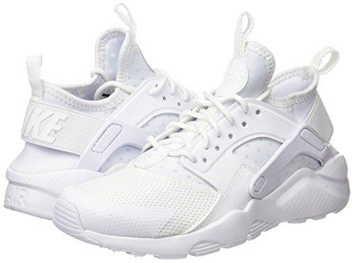 white white Ultra Air Running Run Nike Huarache white Scarpe Bianco 100 Gs Bambino tqfPtvdw
