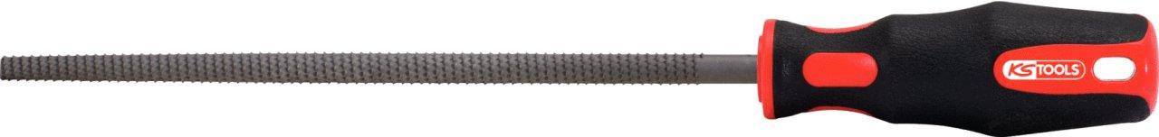 KS Tools 157.0727 Rund-Raspel, Form E, 300mm, Hieb1 KS-Tools Werkzeuge-Maschine 4042146179925