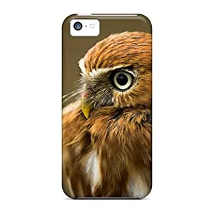 New Little Owl Tpu Skin Case Compatible With Iphone 5c