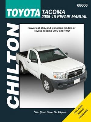 toyota tacoma repair manual - 6