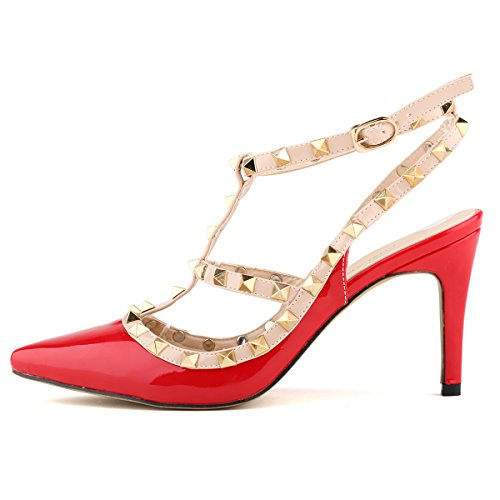 Putu Material Sint de Zapatos Vestir de 6I6Hrq